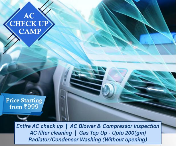 AC Check Up Camp Car Offers