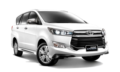 Innova Crysta Offers