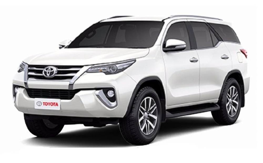 Toyota Fortuner Offers
